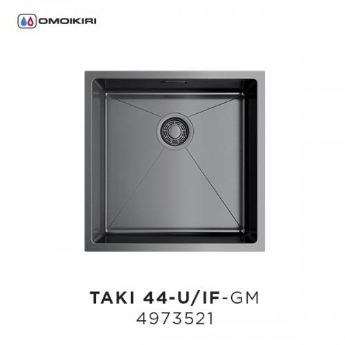 Кухонная мойка Omoikiri Taki 44-U/IF-GM